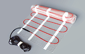 120W/㎡ FeelWarm Ultra Thin Underfloor Heating Mat System