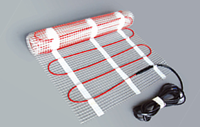 140W/㎡ FeelWarm Ultra Thin Underfloor Heating Mat System1